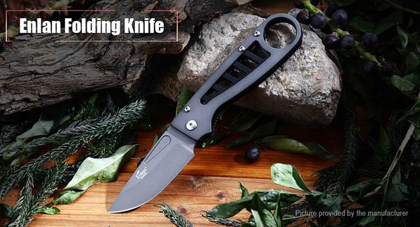 Enlan EW046 8Cr13MoV Blade Folding Knife