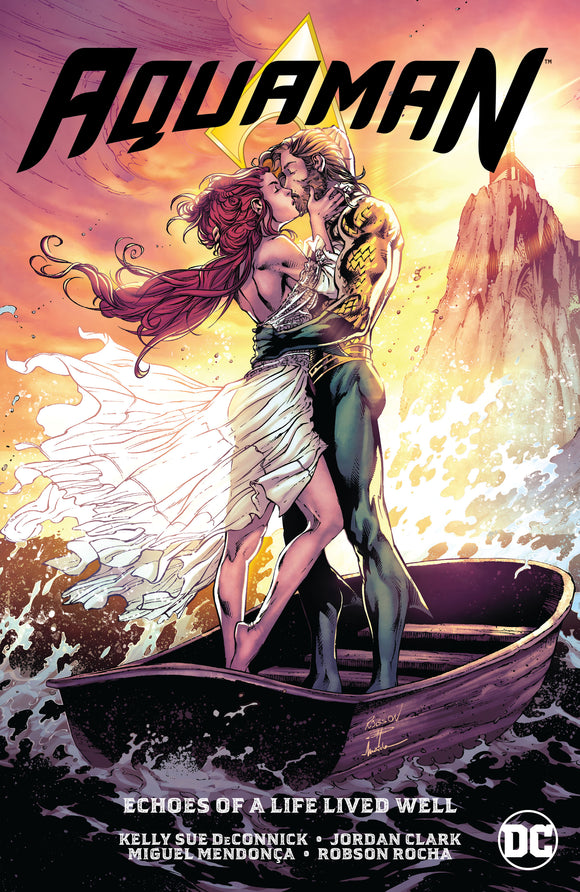 AQUAMAN VOL 04 ECHOES OF A LIFE LIVED WELL TP