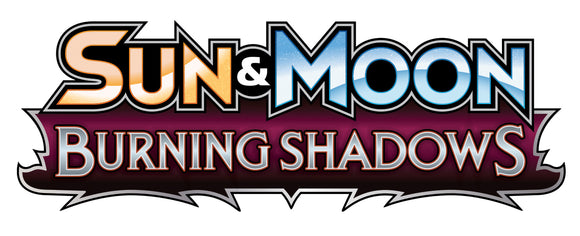 Pokemon TCG: Sun & Moon Burning Shadows Theme Deck