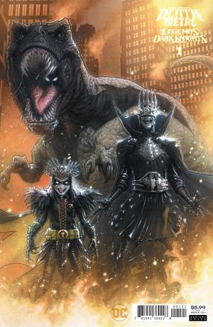 DARK NIGHTS DEATH METAL LEGENDS OF THE DARK KNIGHTS #1 (ONE SHOT) INC 1:25 KAARE ANDREWS VAR