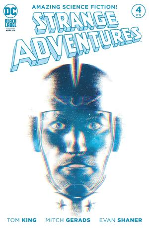 STRANGE ADVENTURES #4 (OF 12) CVR B EVAN DOC SHANER VAR