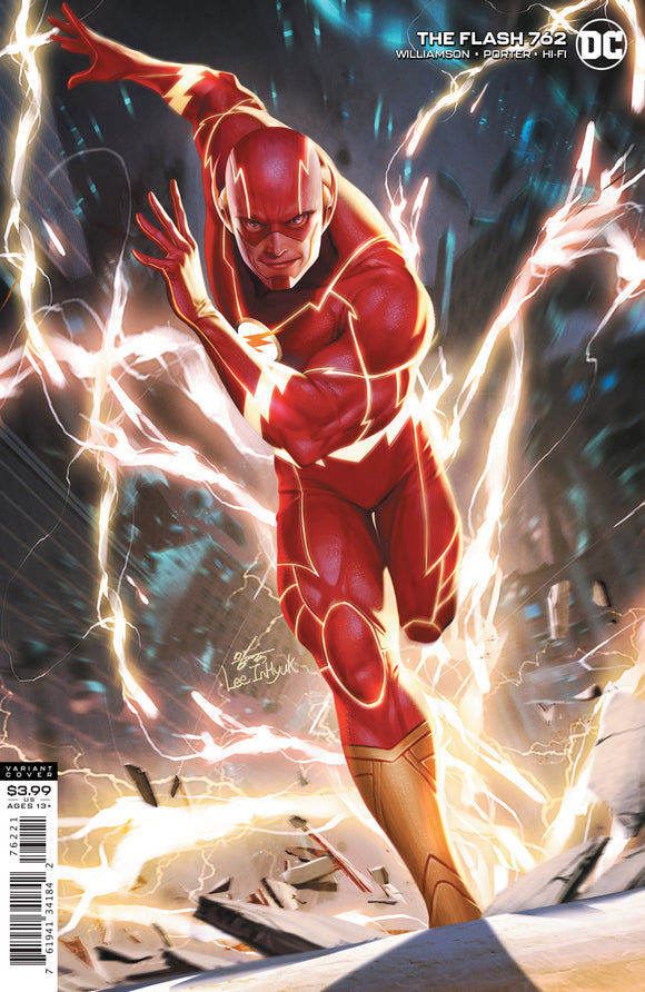 FLASH #762 CVR B INHYUK LEE VAR