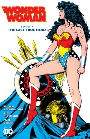 WONDER WOMAN THE LAST TRUE HERO BOOK 01 TP