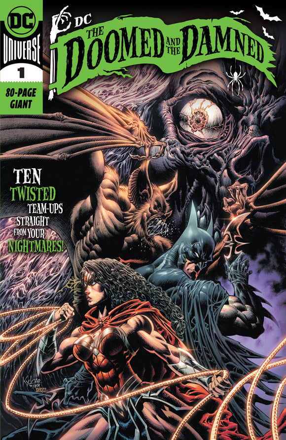 DC THE DOOMED AND THE DAMNED #1 (ONE SHOT)