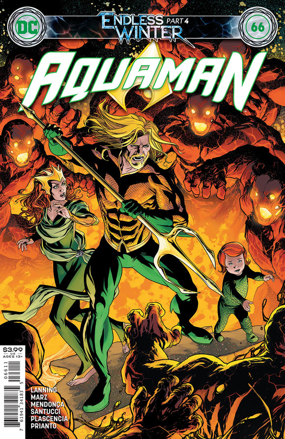 AQUAMAN #66 CVR A MIKE MCKONE (ENDLESS WINTER)