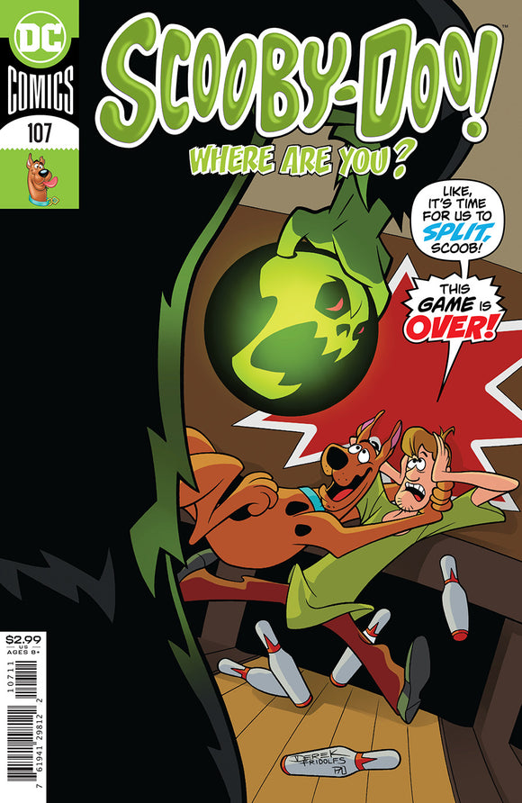 SCOOBY-DOO WHERE ARE YOU #107