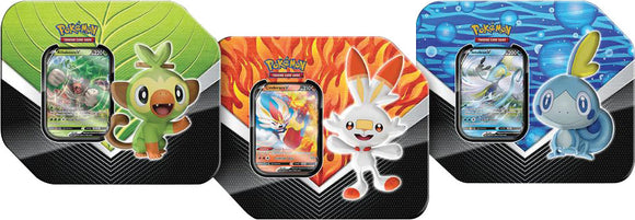 Pokemon TCG: Galr Partners Tin