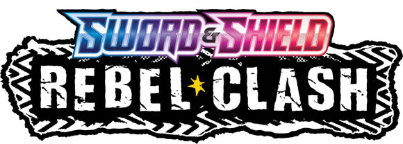 Pokemon TCG: Sword & Shield - Rebel Clash Build and Battle Box
