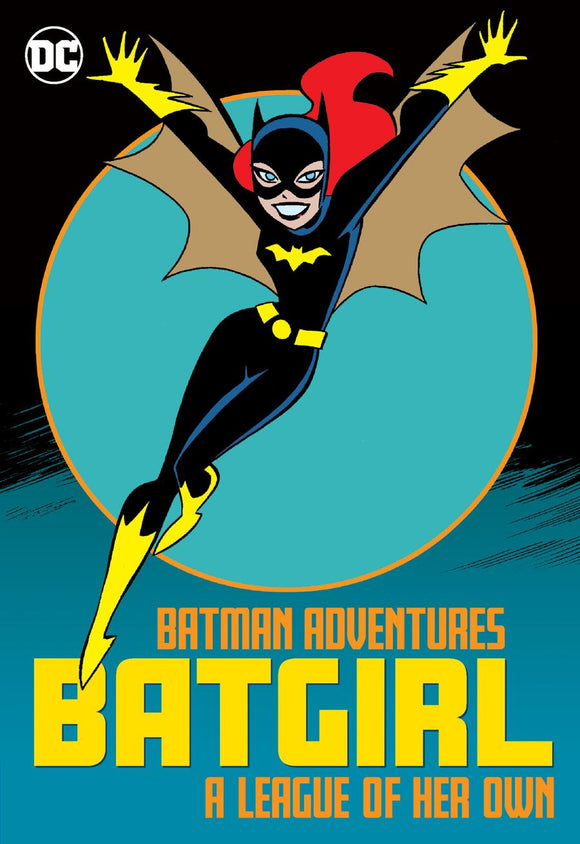 BATMAN ADVENTURES BATGIRL A LEAGUE OF HER OWN TP