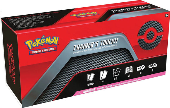 Pokemon TCG: Trainer`s Toolkit