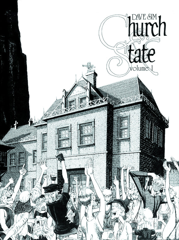 CEREBUS TP VOL 03 CHURCH & STATE I REMASTERED ED