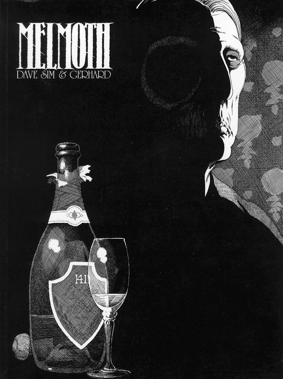 CEREBUS TP VOL 06 MELMOTH