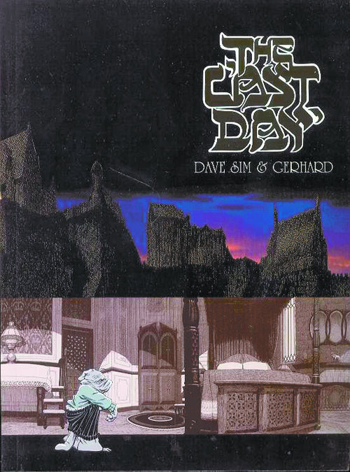 CEREBUS TP VOL 16 THE LAST DAY