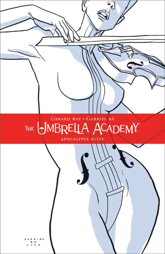 (USE SEP108136) UMBRELLA ACADEMY TP VOL 01 APOCALYPSE SUITE