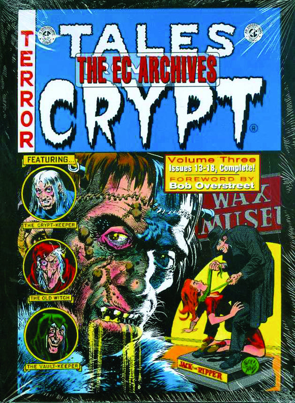 EC ARCHIVES TALES FROM THE CRYPT HC VOL 03 (C: 0-1-2)