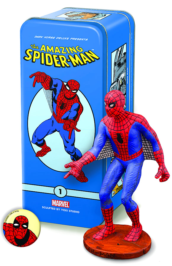 CLASSIC MARVEL CHARACTERS #1 SPIDER-MAN (C: 0-1-2)