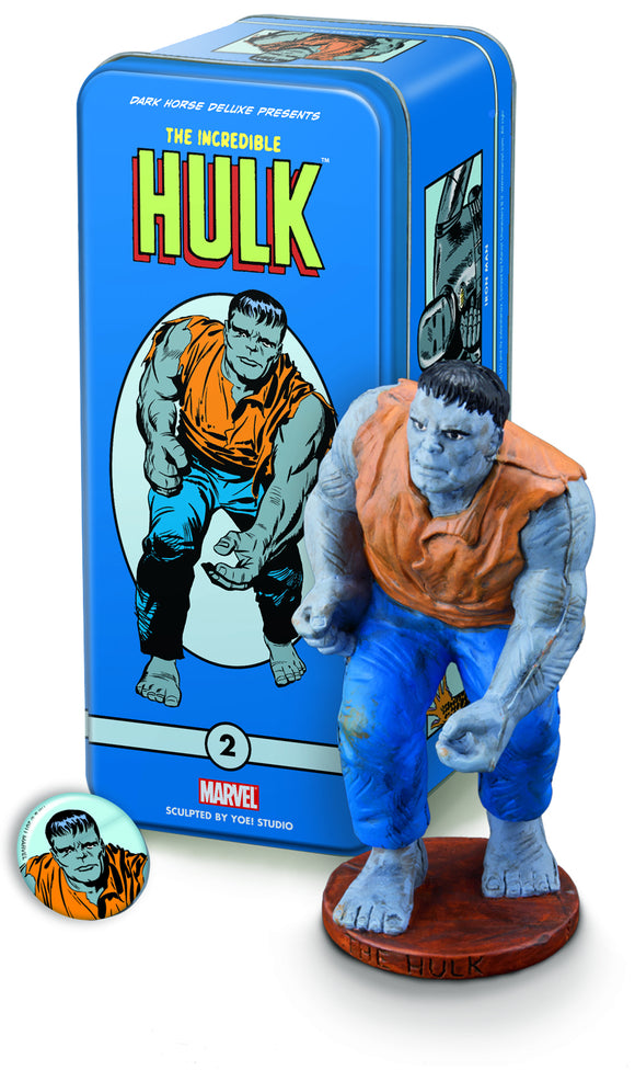 CLASSIC MARVEL CHARACTERS #2 THE HULK (C: 1-1-2)