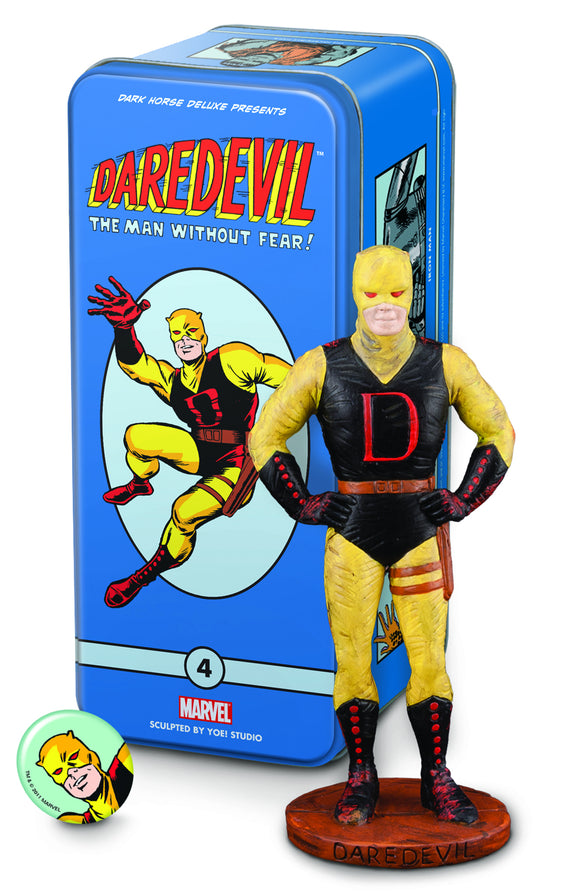 CLASSIC MARVEL CHARACTERS #4 DAREDEVIL (C: 1-1-2)