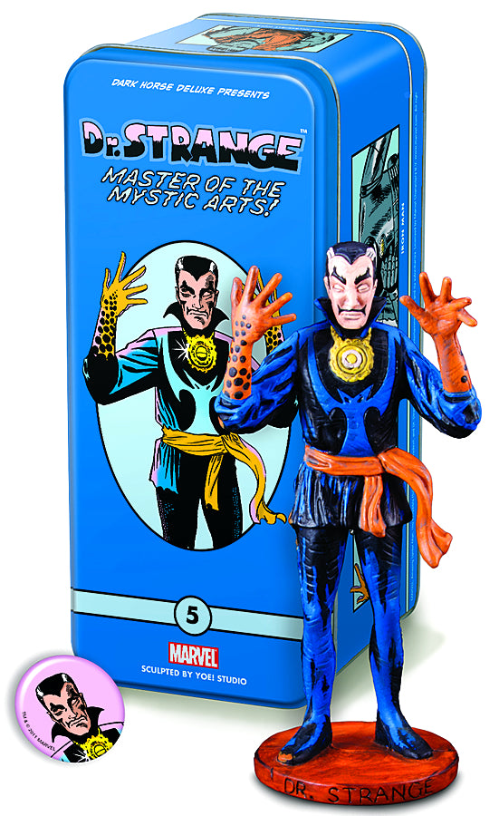 CLASSIC MARVEL CHARACTERS #5 DR. STRANGE (C: 1-1-1)