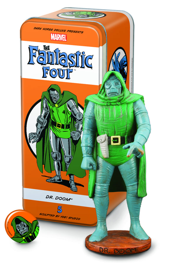 CLASSIC MARVEL CHARACTERS FF #5 DR DOOM