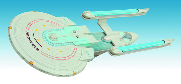 STAR TREK ENTERPRISE B SHIP (C: 1-1-3)