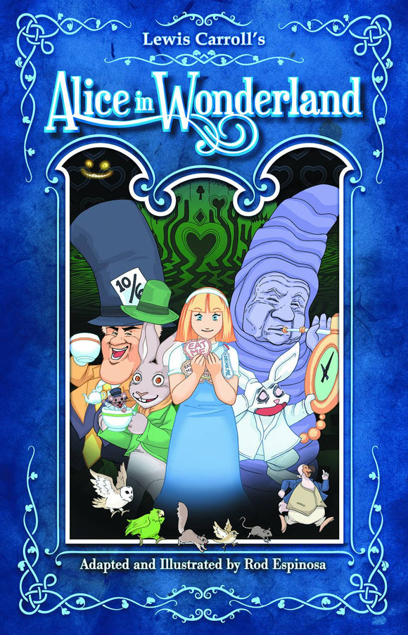 ALICE IN WONDERLAND HC (C: 0-1-2)