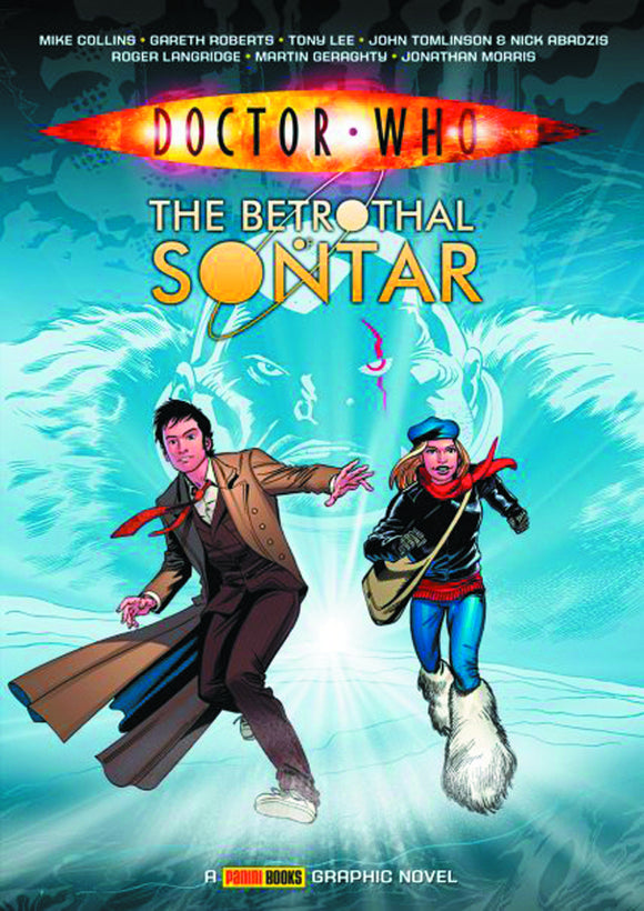 DOCTOR WHO TP BETROTHAL OF SONTAR
