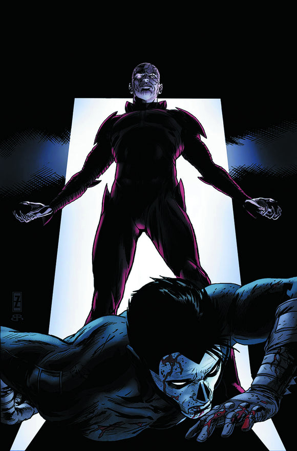 SHADOWMAN #8 REG ZIRCHER