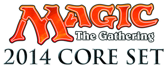 MTG TCG 2014 CORE SET BOOSTER DIS (C: 1-1-2)