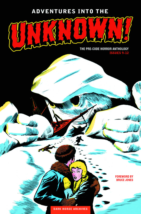 ADVENTURES INTO THE UNKNOWN ARCHIVES HC VOL 03 (C: 0-1-2)