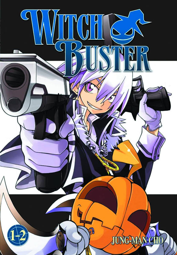 WITCH BUSTER TP VOL 01 BOOKS 1 & 2 (MR) (C: 0-1-1)