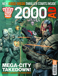 2000 AD PACK DEC 2013 (#1861)