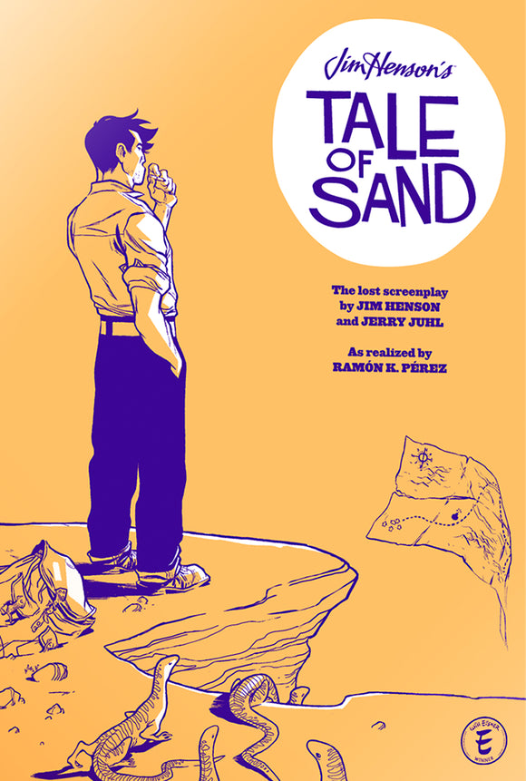 JIM HENSONS TALE OF SAND HC (C: 0-1-2)