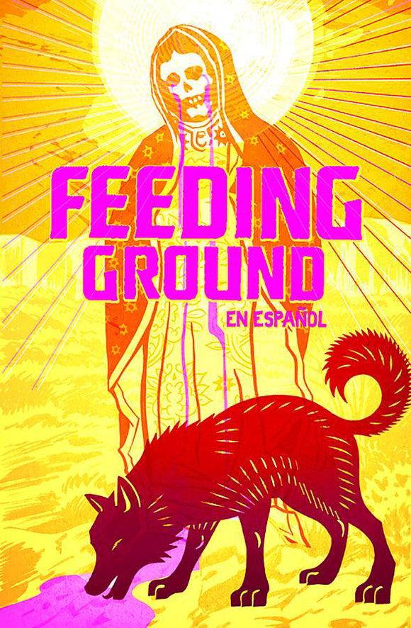 FEEDING GROUND EN ESPANOL HC (MR) (C: 0-0-2)
