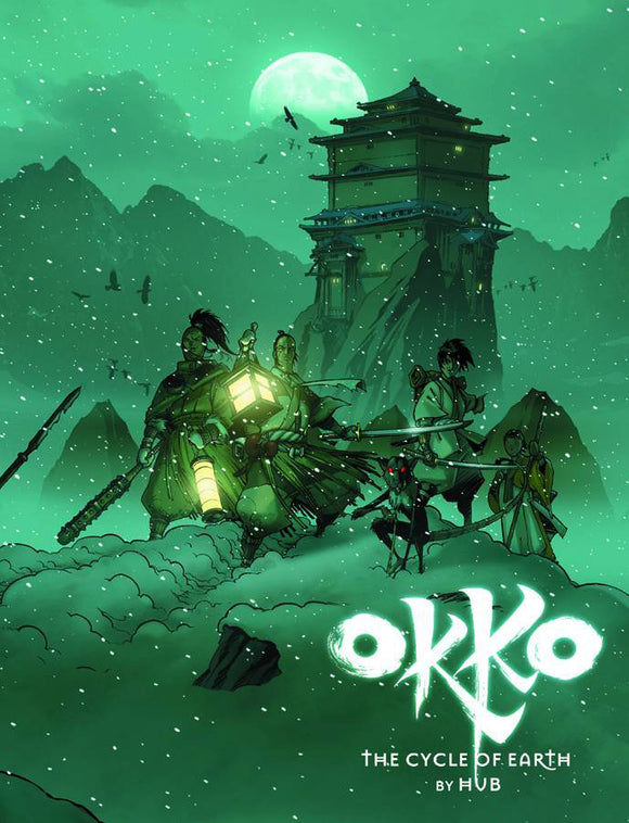 OKKO HC VOL 02 CYCLE OF EARTH (C: 0-1-2)