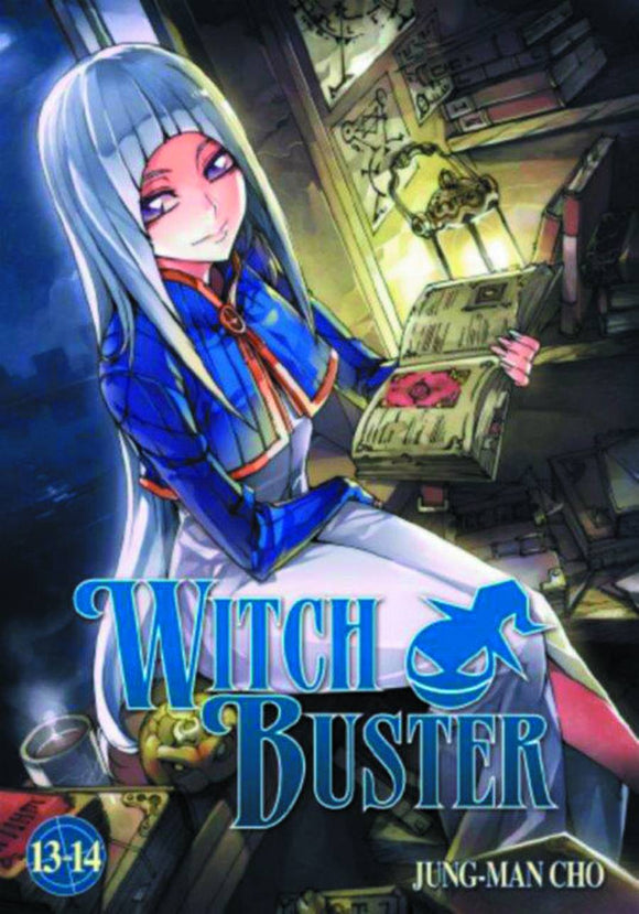 WITCH BUSTER TP VOL 07 BOOKS 13 & 14 (C: 0-1-1)