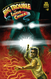 BIG TROUBLE IN LITTLE CHINA #8 MAIN CVRS