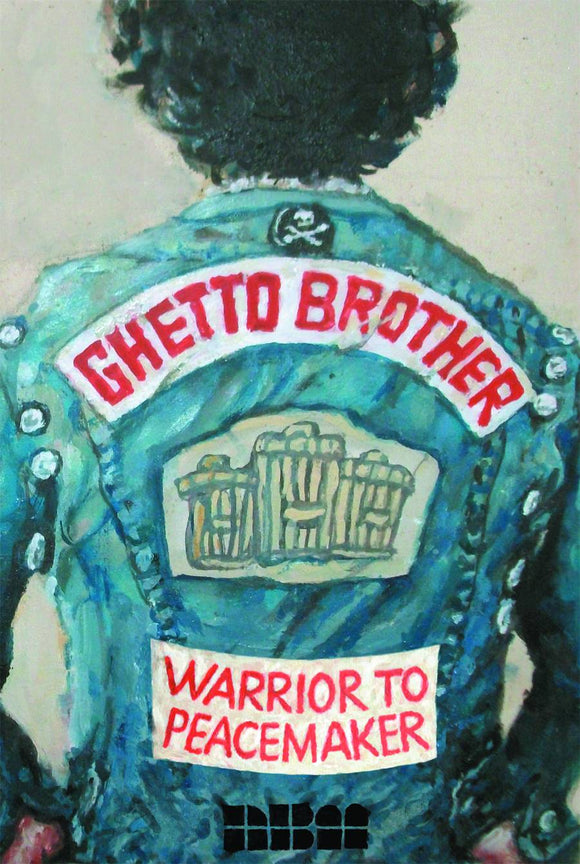 GHETTO BROTHER WARRIOR TO PEACEMAKER GN (FEB151507) (MR)