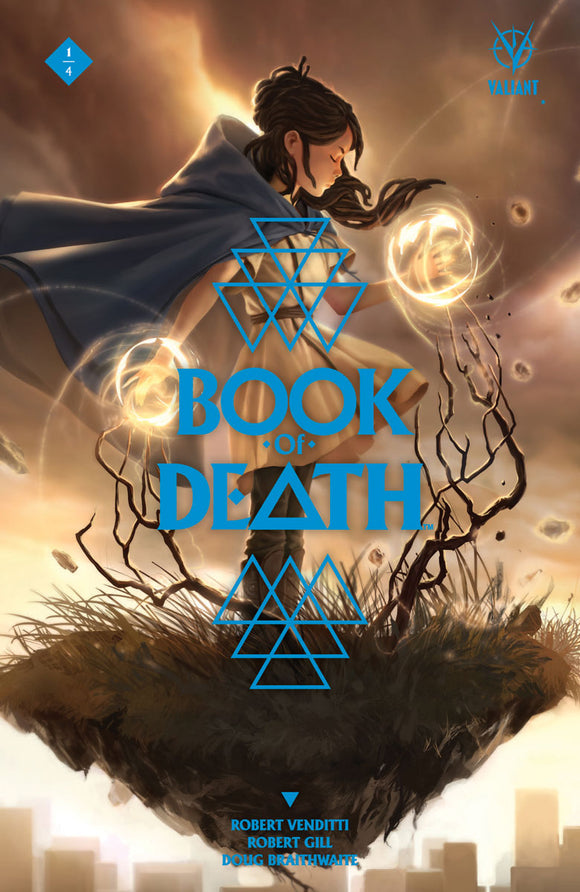 (USE JUN158249) BOOK OF DEATH #1 (OF 4) CVR D KEVIC-DJURDJE