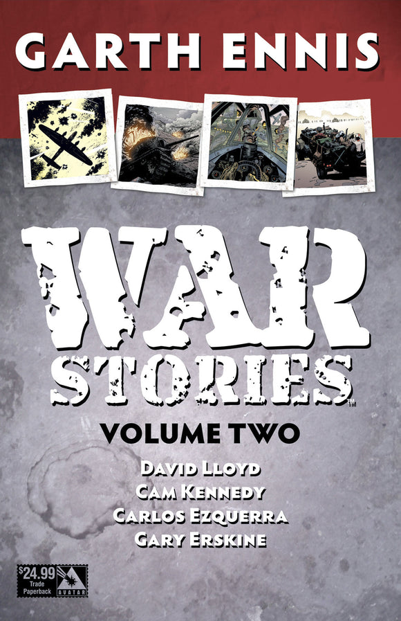 WAR STORIES TP NEW ED VOL 02 (MR) (C: 0-1-2)