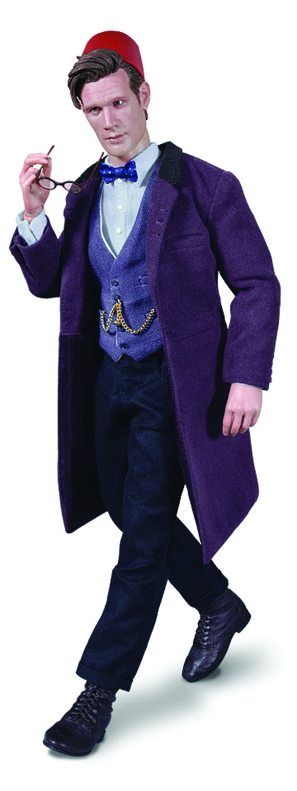 DOCTOR WHO 11TH DR SER 7 1/6 SCALE LTD COLL FIG (NET) (C: 1-