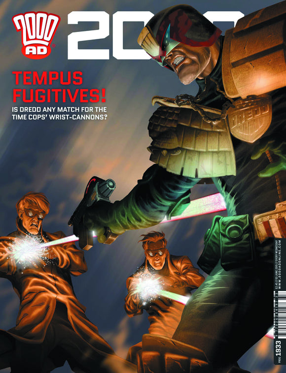 2000 AD PACK OCT 2015
