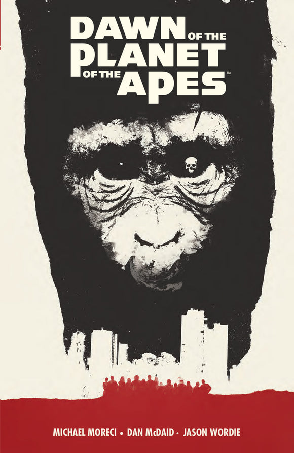 DAWN OF THE PLANET OF THE APES TP VOL 01 (C: 0-0-1)