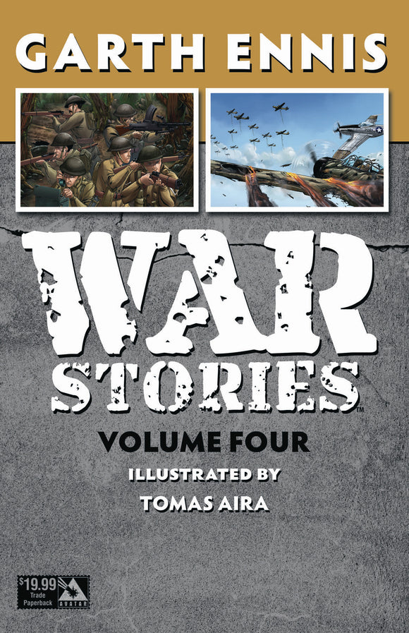 WAR STORIES TP VOL 04 (MR) (C: 0-1-2)
