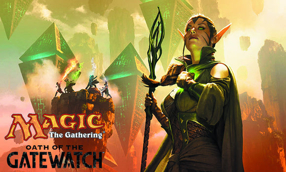 MTG TCG OATH OF THE GATEWATCH BOOSTER DIS (C: 1-1-2)