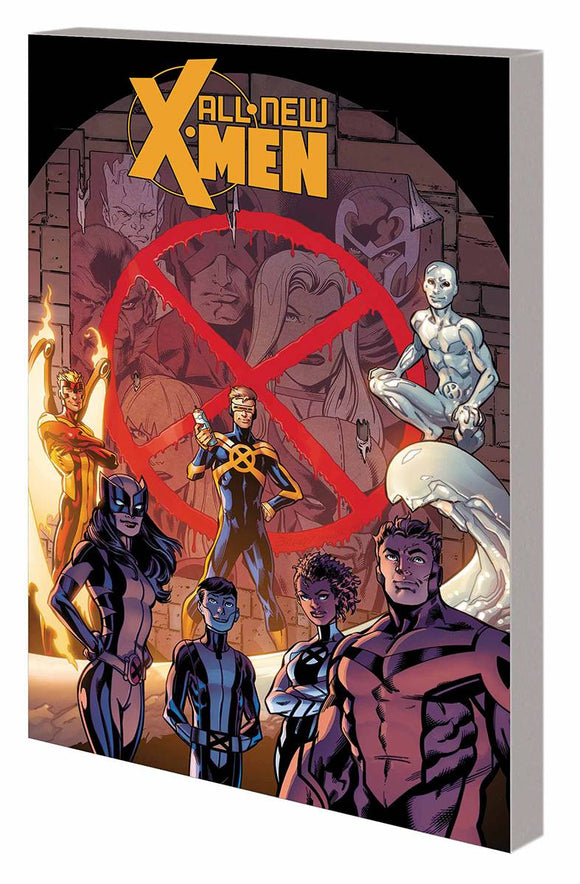 ALL NEW X-MEN INEVITABLE TP VOL 01 GHOSTS OF CYCLOPS