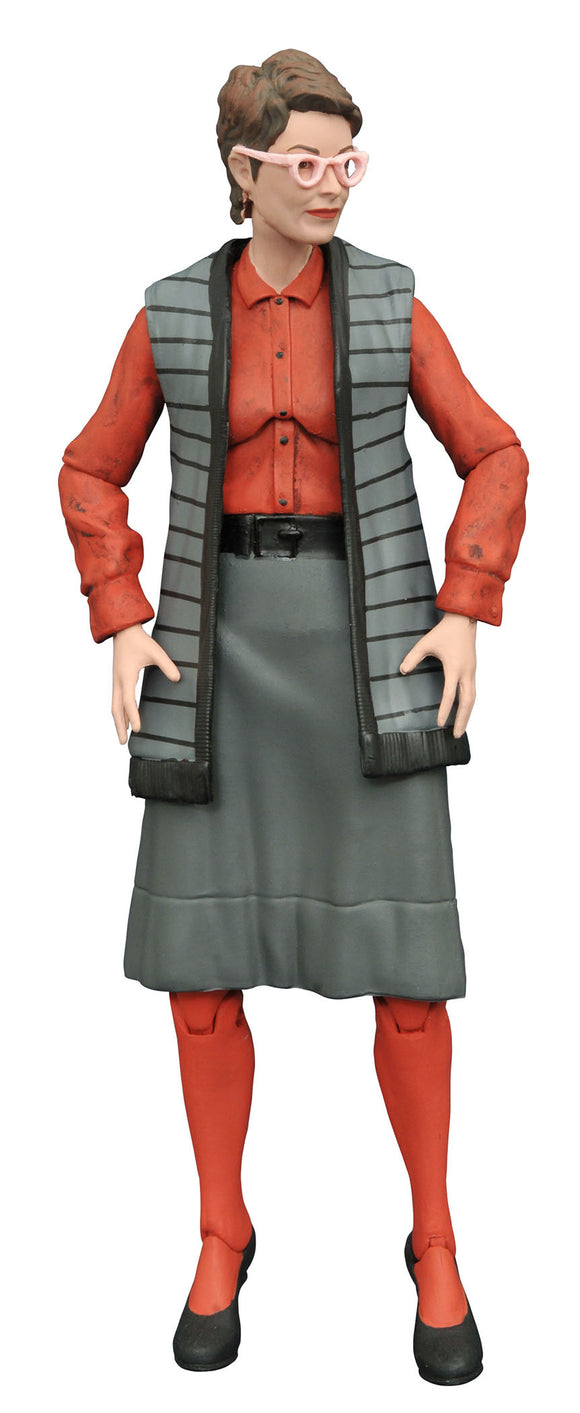 GHOSTBUSTERS SELECT SERIES 3 JANINE AF (C: 0-1-2)