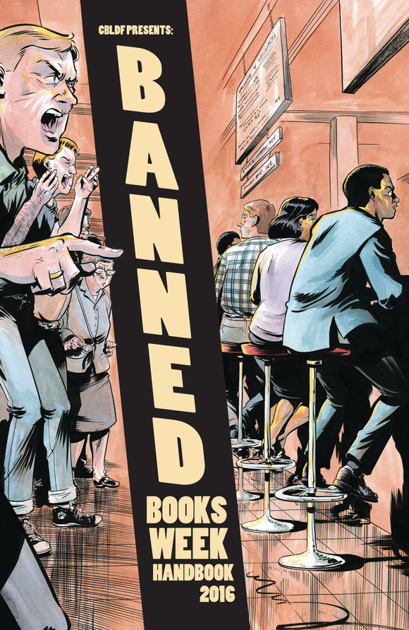 CBLDF BANNED BOOK WEEK HANDBOOK 2016 (BUNDLE OF 50) (NET)