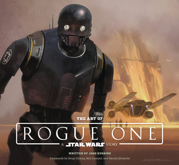 ART OF ROGUE ONE STAR WARS STORY HC (C: 1-1-0)