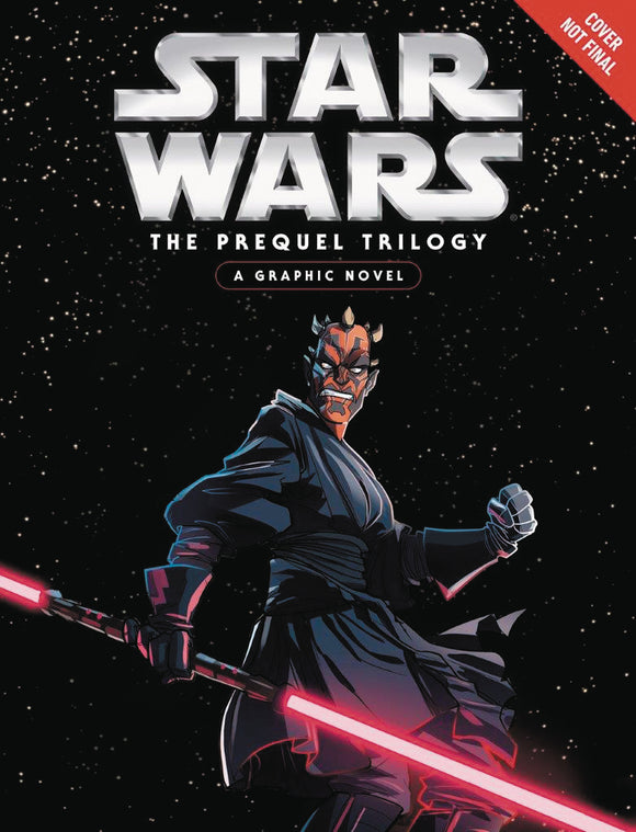 STAR WARS PREQUEL TRILOGY GN HC (C: 0-1-0)